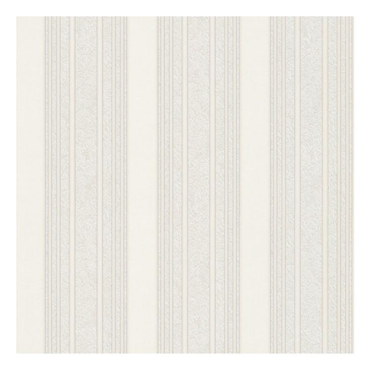 Tapete Hermitage – reinweiß, silberfarben, metallic – glatt – Modell 4, Home24Deko günstig online kaufen