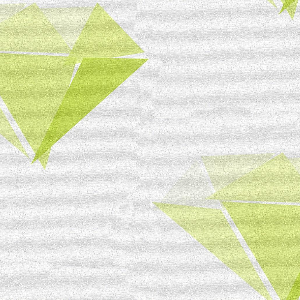 Tapete Misfit Diamonds – Lichtgrün, Apfelgrün, Reinweiß – Fein Strukturiert, Lars Contzen online bestellen