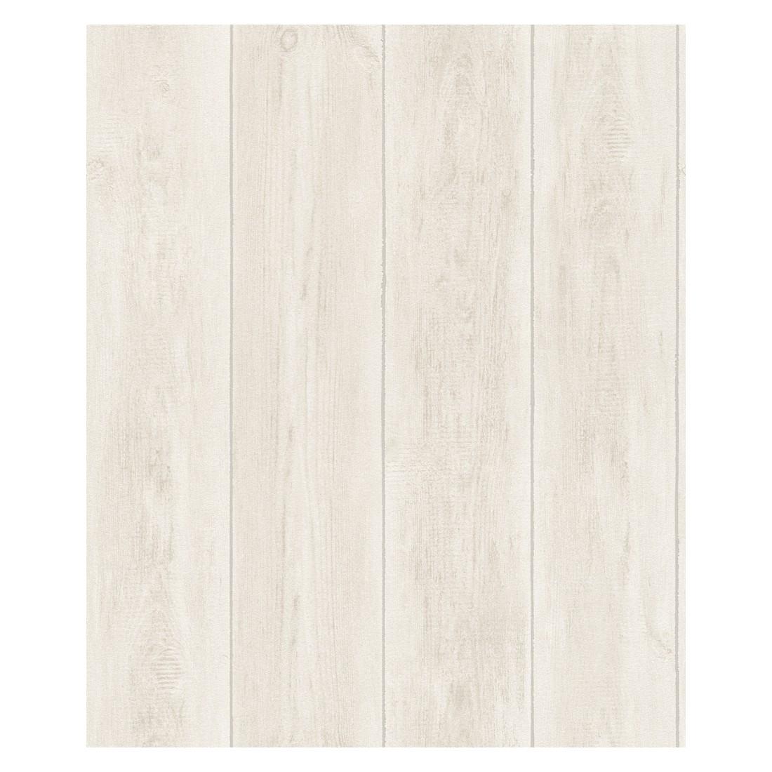 Tapete NAF-NAF – beige, creme, weiß – glatt, Home24Deko günstig kaufen