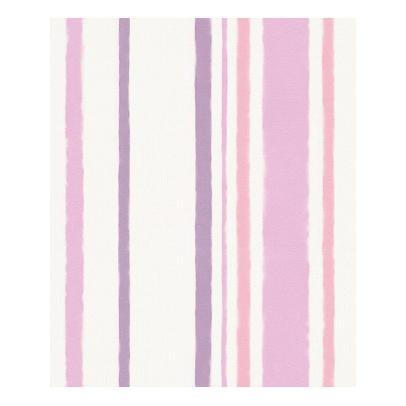 Tapete Stockholm – signalweiß, rotlila, pastellviolett, rosé – fein strukturiert – glatt – Modell 2, Esprit Home günstig bestellen
