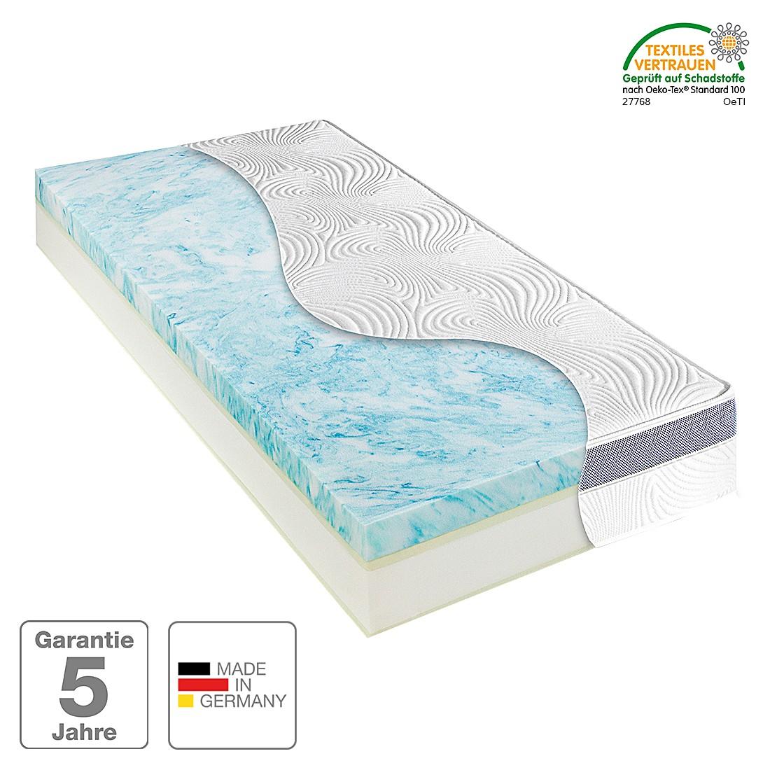Taschenfederkernmatratze AquaLite 2500 – 80 x 200cm – H2 bis 80 kg, Dunlopillo günstig