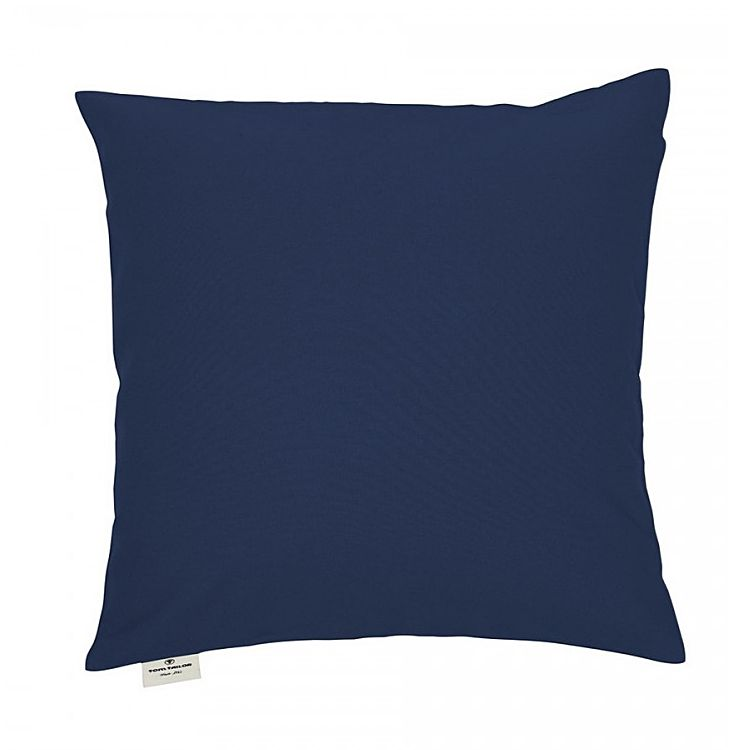 T-Dove Kissenhülle – Dunkelblau – 50x50cm, Tom Tailor jetzt kaufen