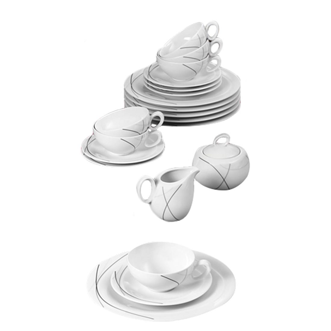 Teeservice Trio Highline (20-teilig), Seltmann Weiden günstig bestellen