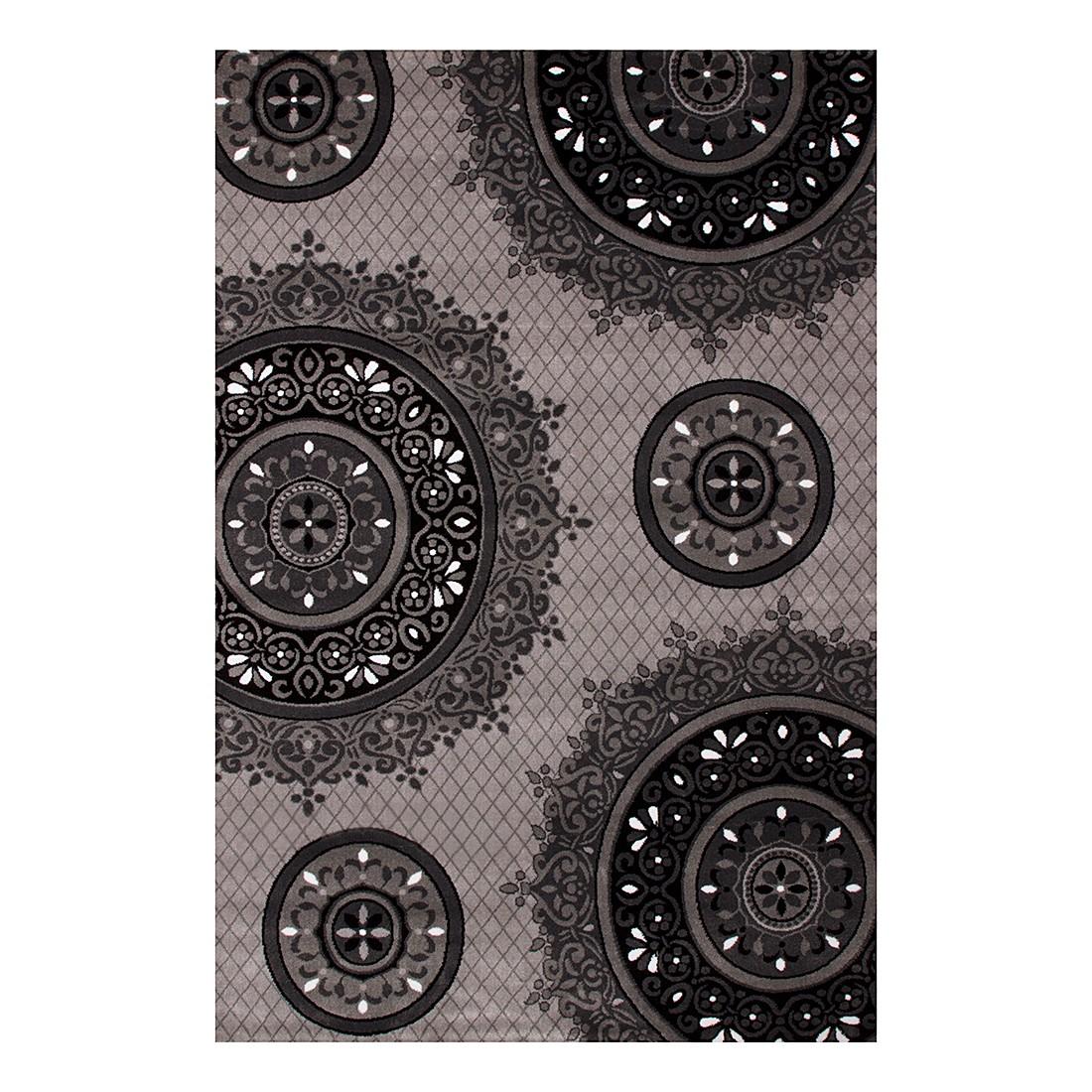 Teppich Merlo – Silber – 200 x 290 cm, Kayoom kaufen