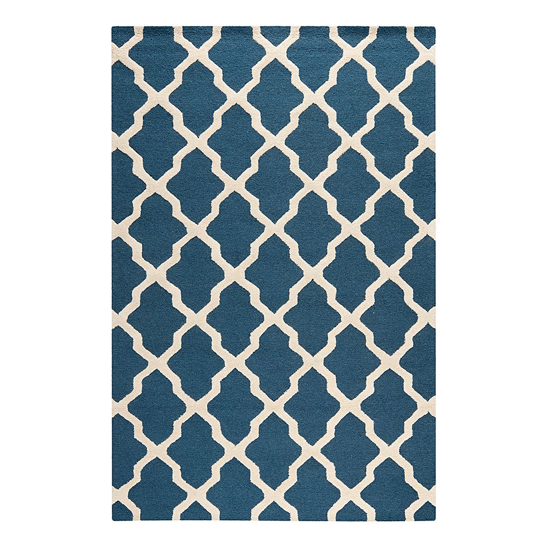 Teppich Ava – Marine/Elfenbein – Maße:  182 x 274  cm, Safavieh jetzt bestellen