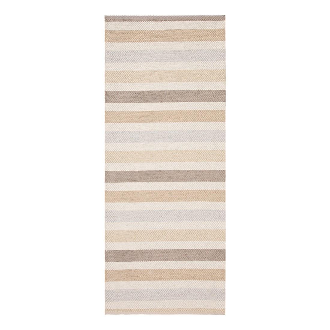 In-/Outdoorteppich Baia I – Kunstfaser VanilleGelb/Beige – 60 x 180 cm, Swedy jetzt kaufen