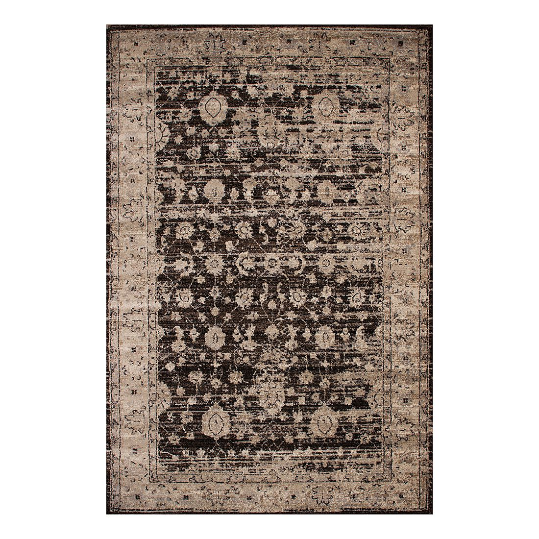 Teppich Bruges – Beige – 200 x 290 cm, Kayoom günstig