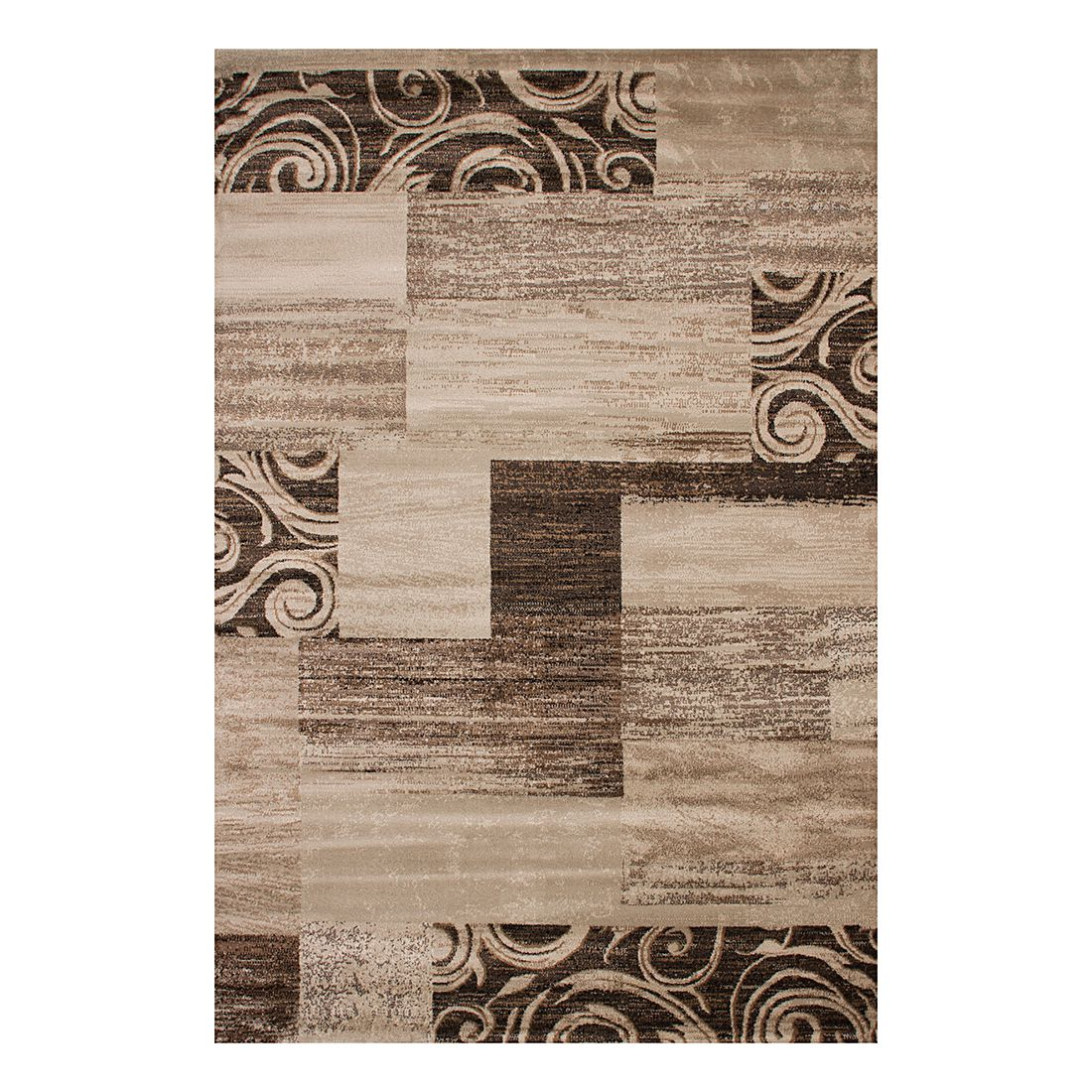 Teppich Brussels – Beige – 200 x 290 cm, Kayoom günstig kaufen