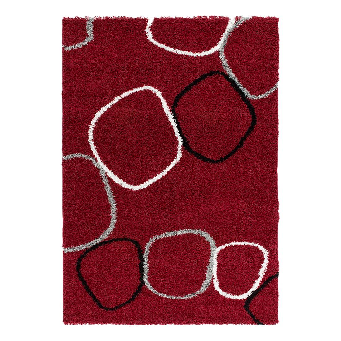 Teppich Bolivia – El Alto – Rot – 160 x 230 cm, Kayoom bestellen