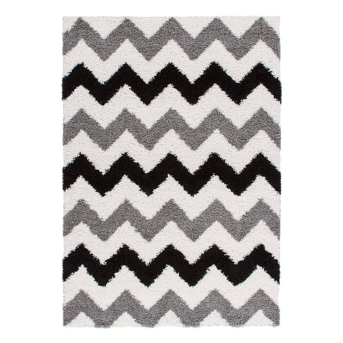Teppich Bolivia – Montero – Grau – 120 x 170 cm, Kayoom günstig kaufen