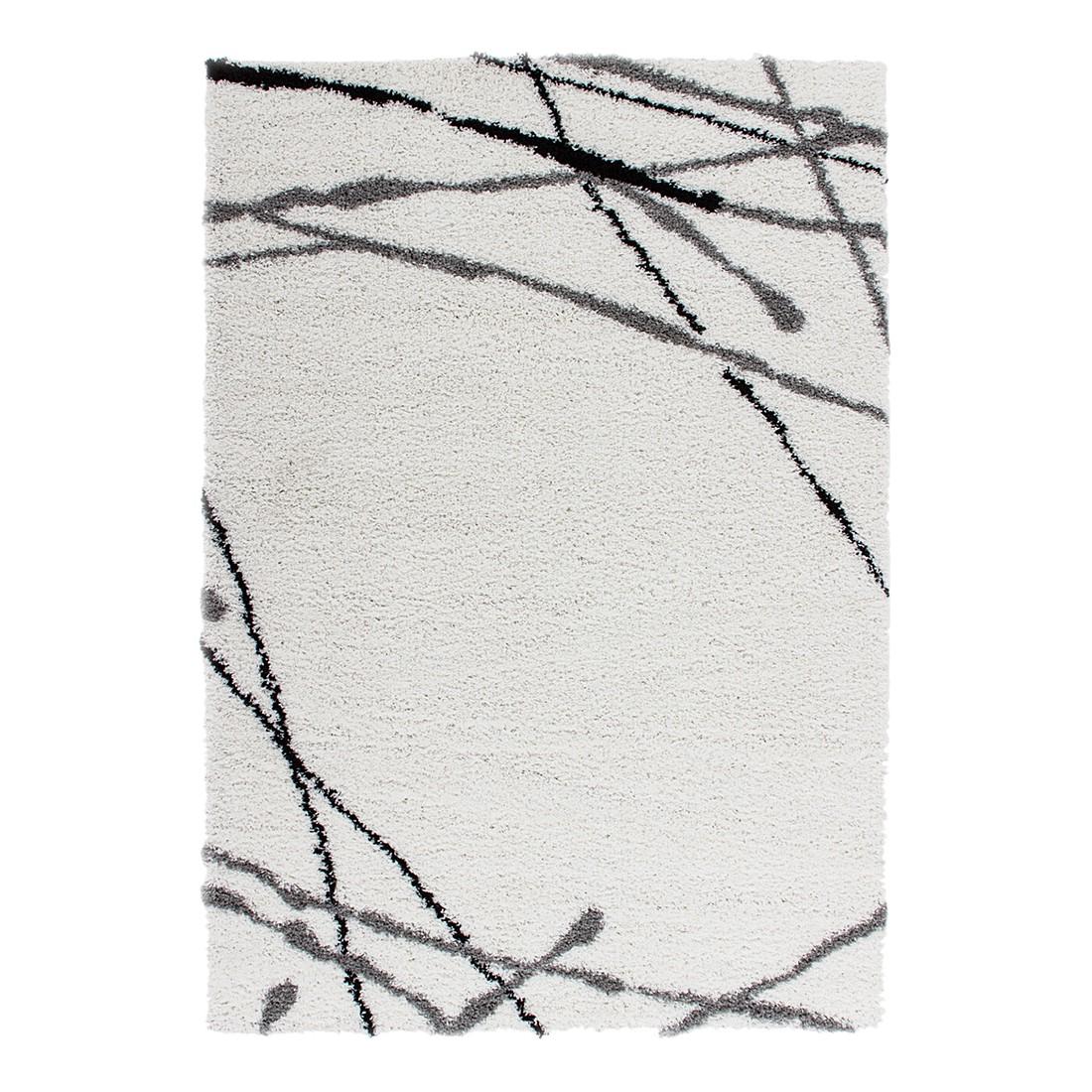 Teppich Bolivia – Santa Cruz – Weiß – 160 x 230 cm, Kayoom online kaufen