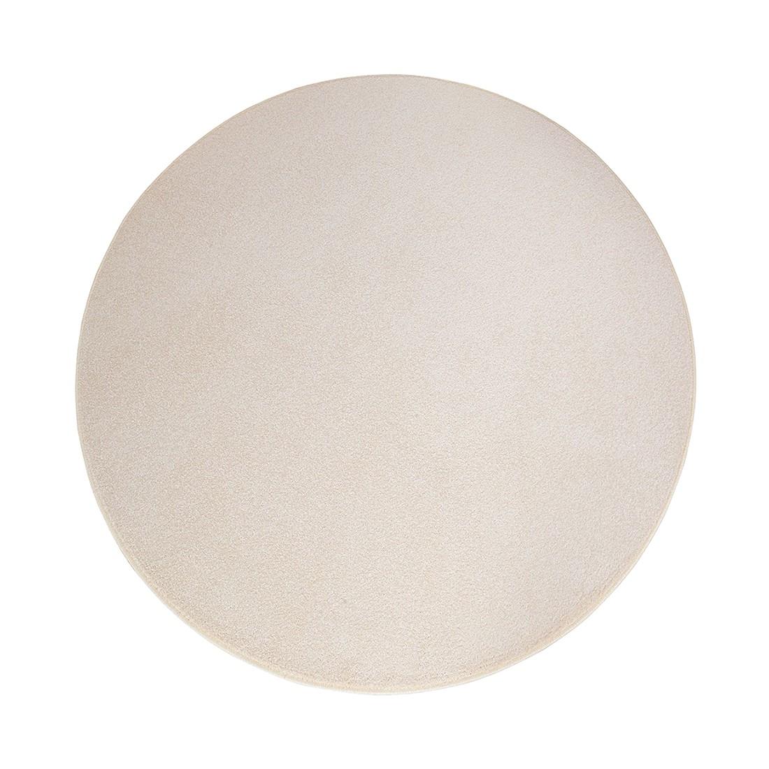 Teppich Burbon – Creme – Durchmesser: 180 cm, Testil bestellen