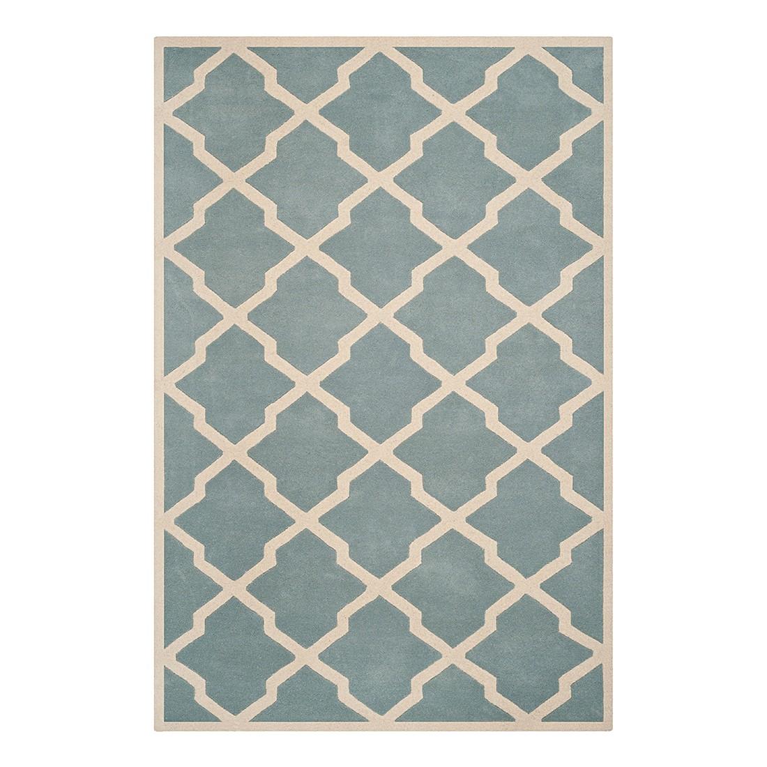 Teppich Carbone – Blau/Creme – 183 x 275 cm, Safavieh günstig bestellen