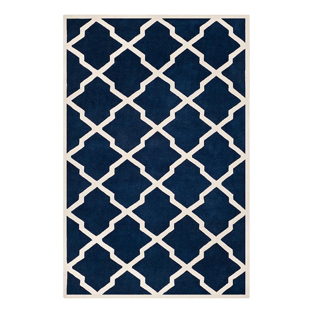 Teppich Carbone – Dunkelblau/Creme – 122 x 183 cm, Safavieh jetzt bestellen