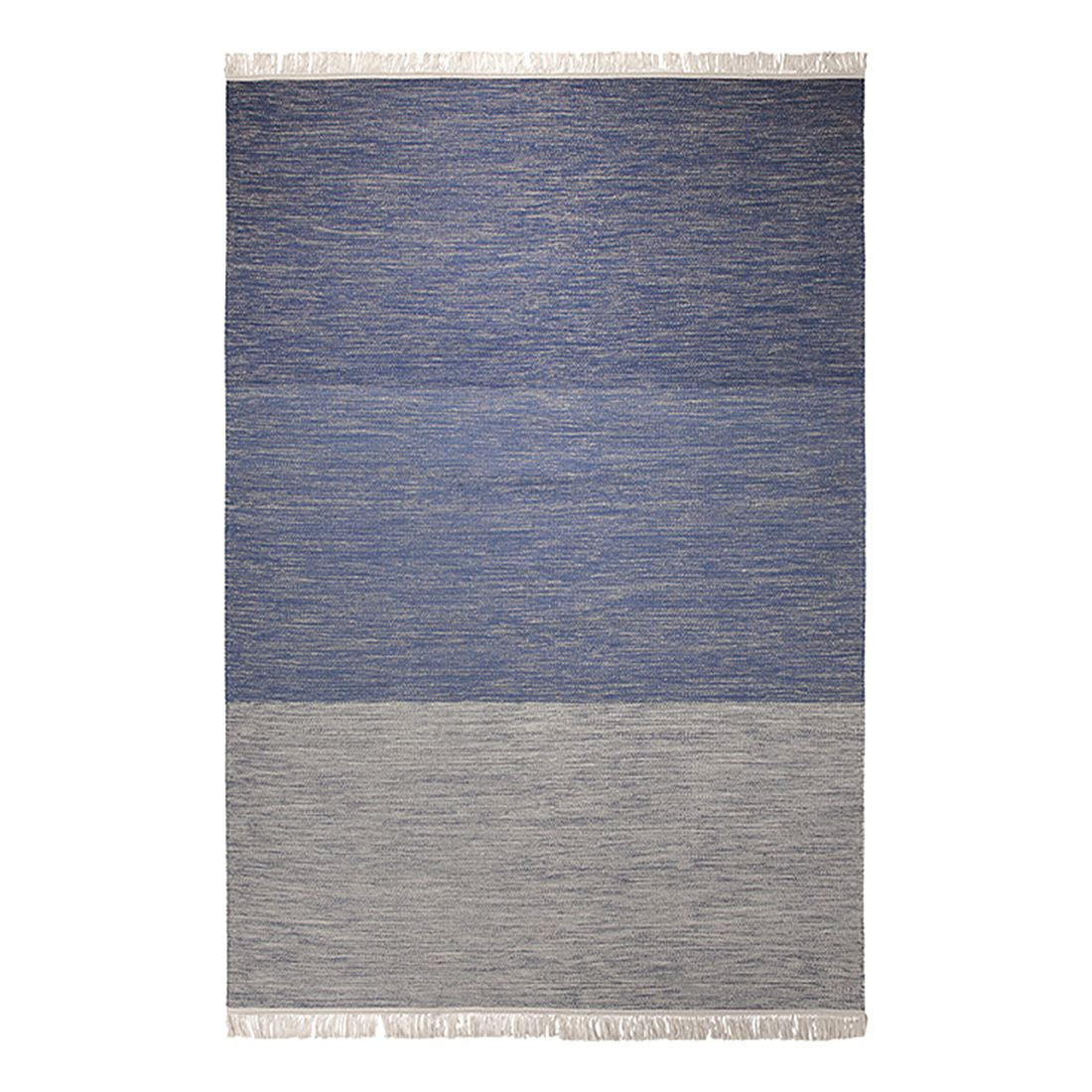Teppich Casual – Blau – Maße: 130 x 190 cm, Esprit Home bestellen