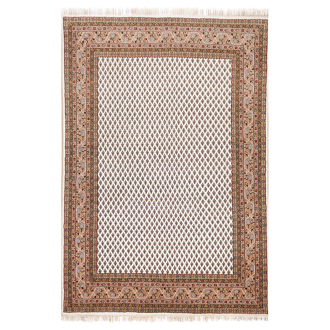 Teppich Chandi Mir - Wolle/Creme - 250 cm x 350 cm, Theko die markenteppiche