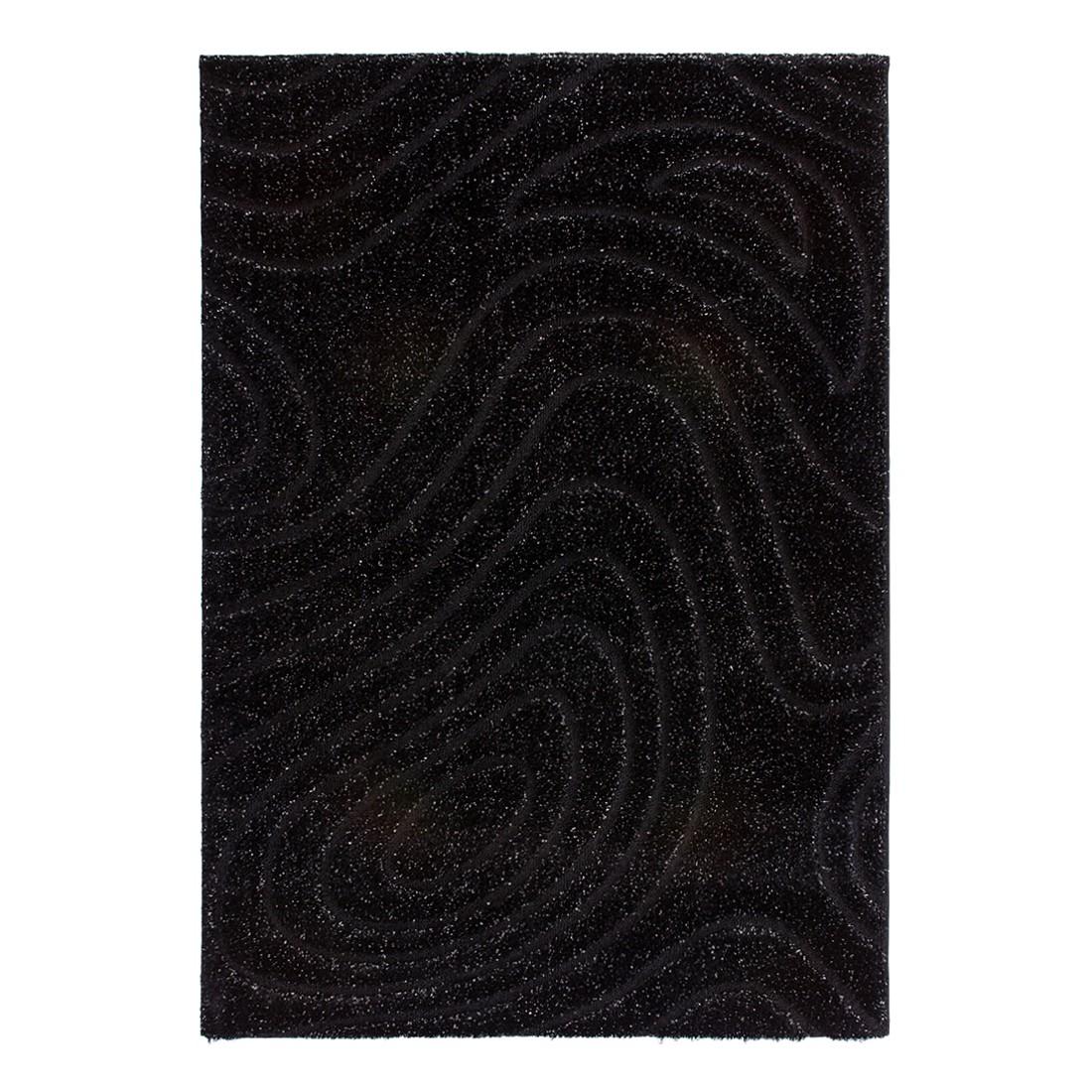 Teppich China – Chongqing – Schwarz – 200 x 290 cm, Kayoom günstig