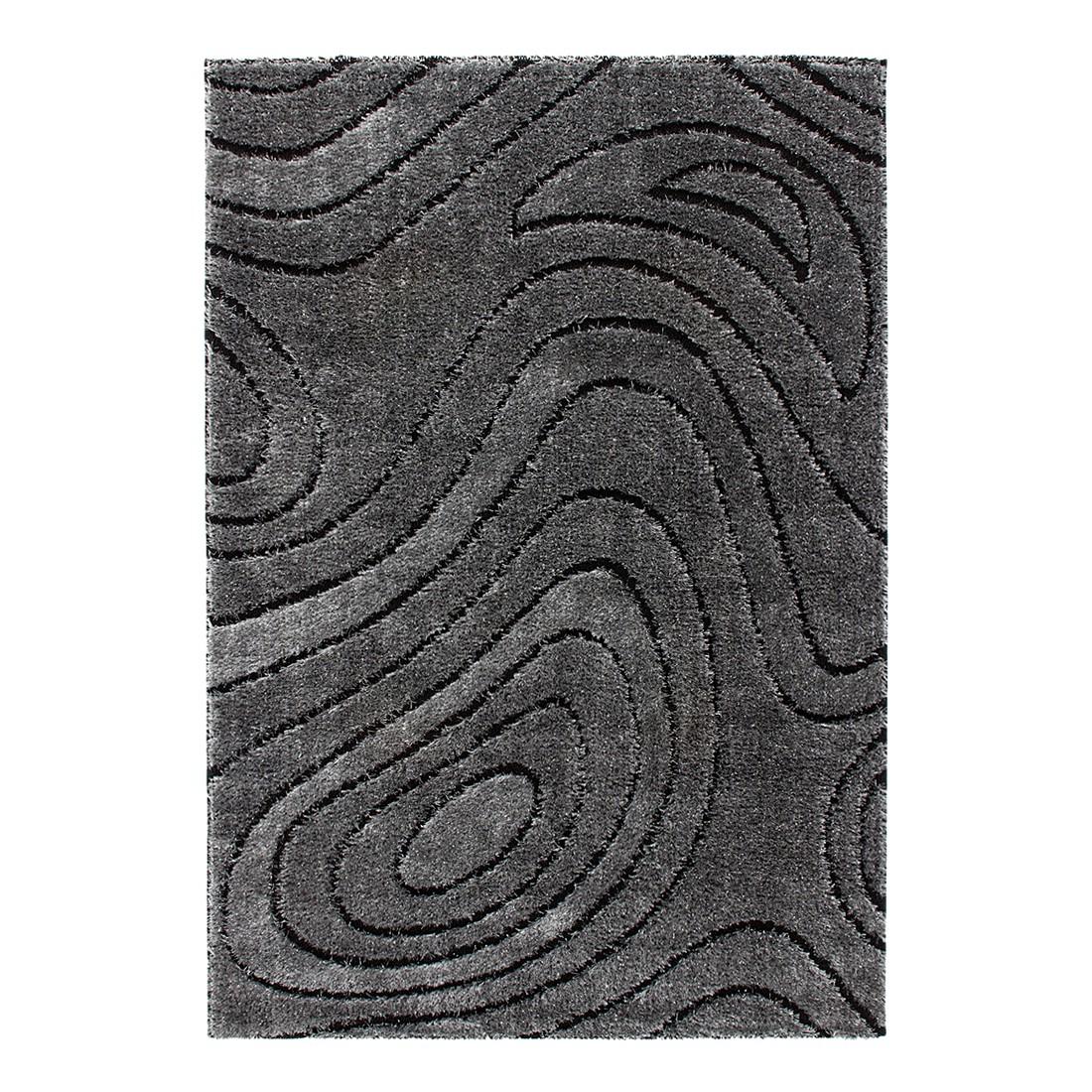 Teppich China – Chongqing – Silber – 80 x 300 cm, Kayoom günstig kaufen