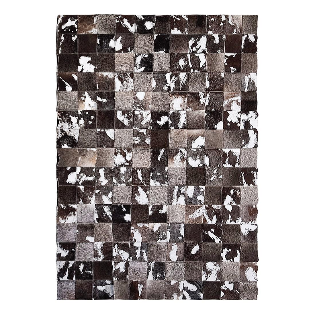Teppich Cosmo Grey Fur - Kuhfell Grau - 300 cm x 200 cm, Kare Design