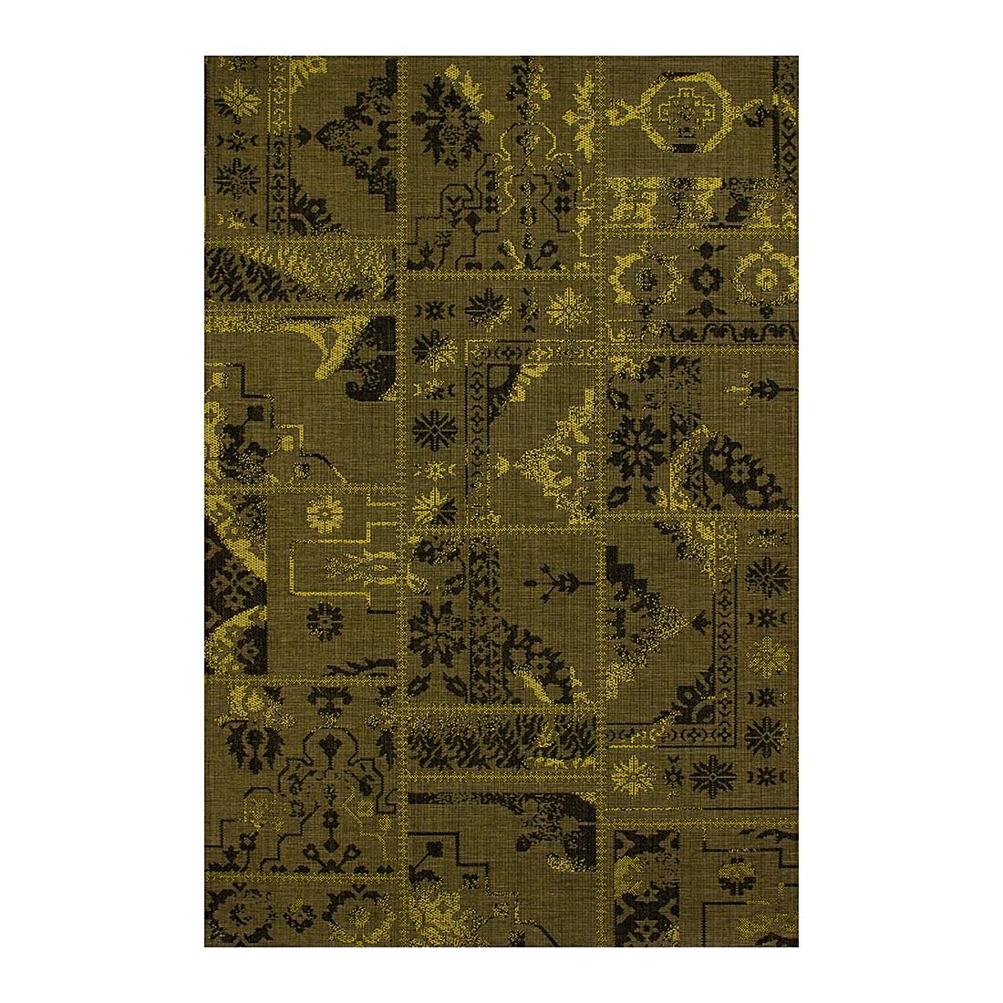 teppich tetris orange gr n 160 x 230 cm obsession online kaufen. Black Bedroom Furniture Sets. Home Design Ideas