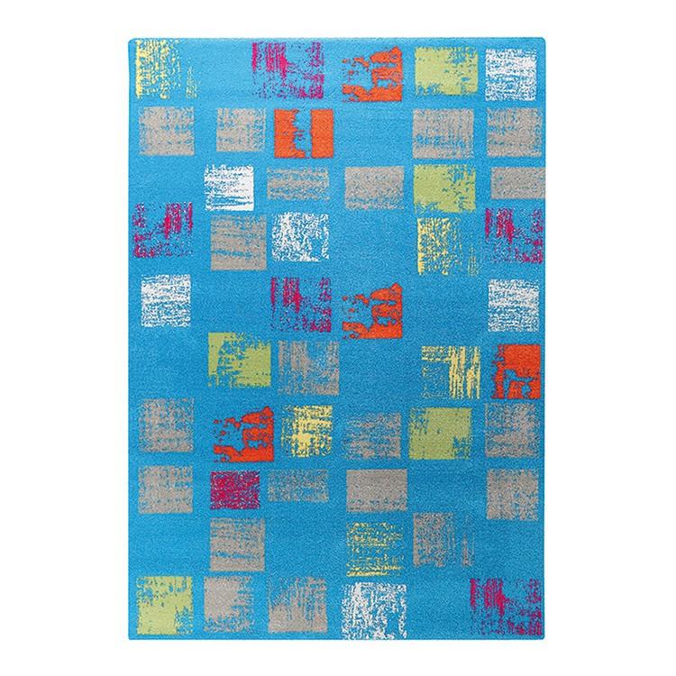 Teppich Cuadros – Blau – Maße: 120 x 170 cm, Esprit Home online kaufen
