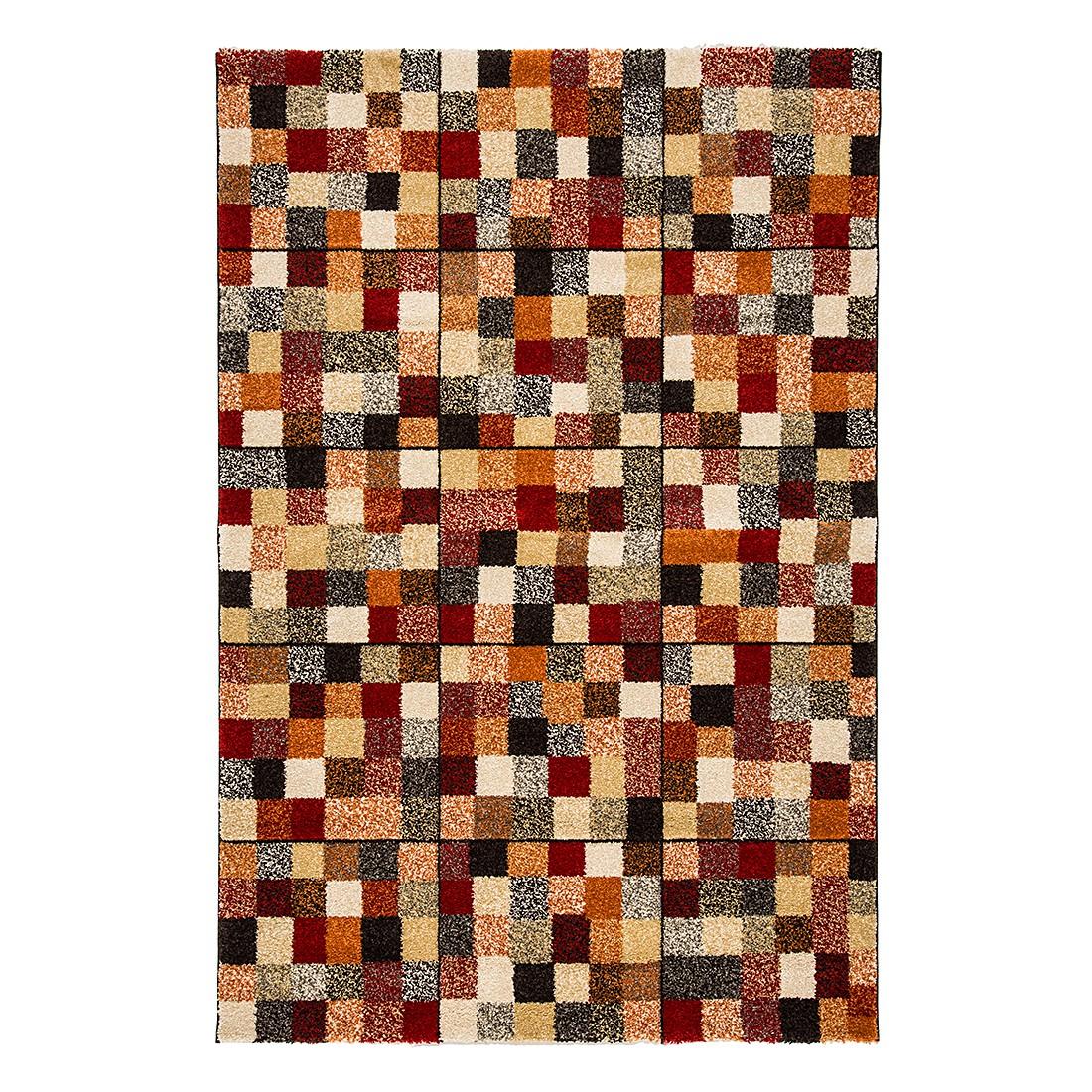Teppich Design Mosaik – Bunt – 120 x 170 cm, Home24Deko bestellen