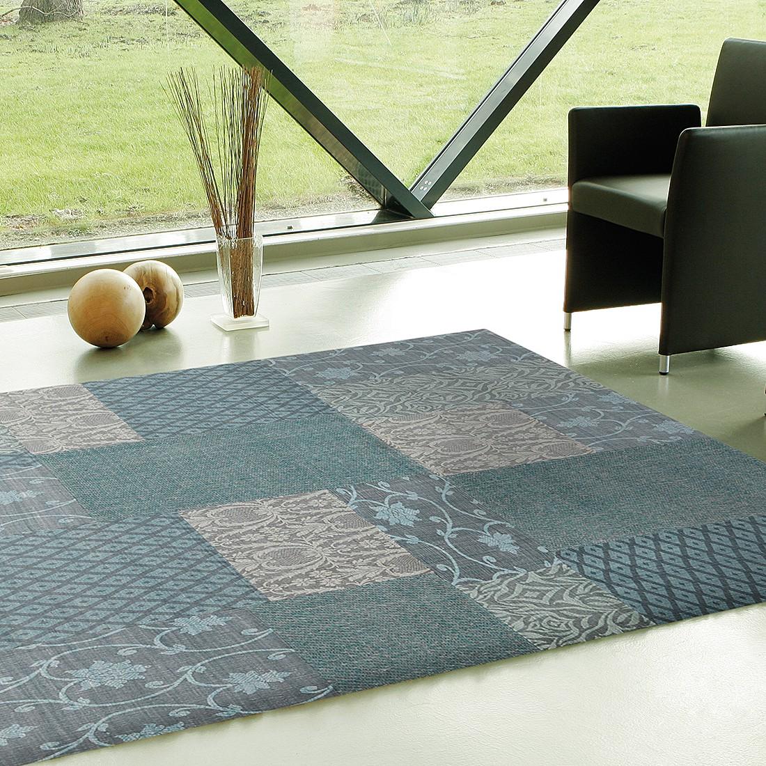 Teppich Easy Sunset – Wolle/Grün – 90×160 cm, Brigitte Home kaufen