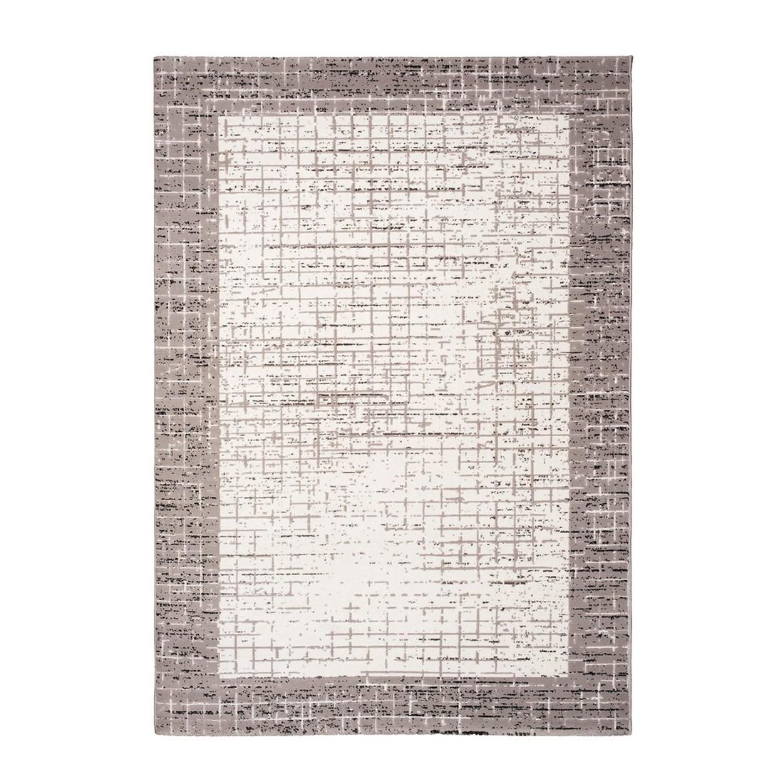 Teppich Efsun Duman – Grau – Maße: 200 x 290 cm, Kayoom günstig kaufen