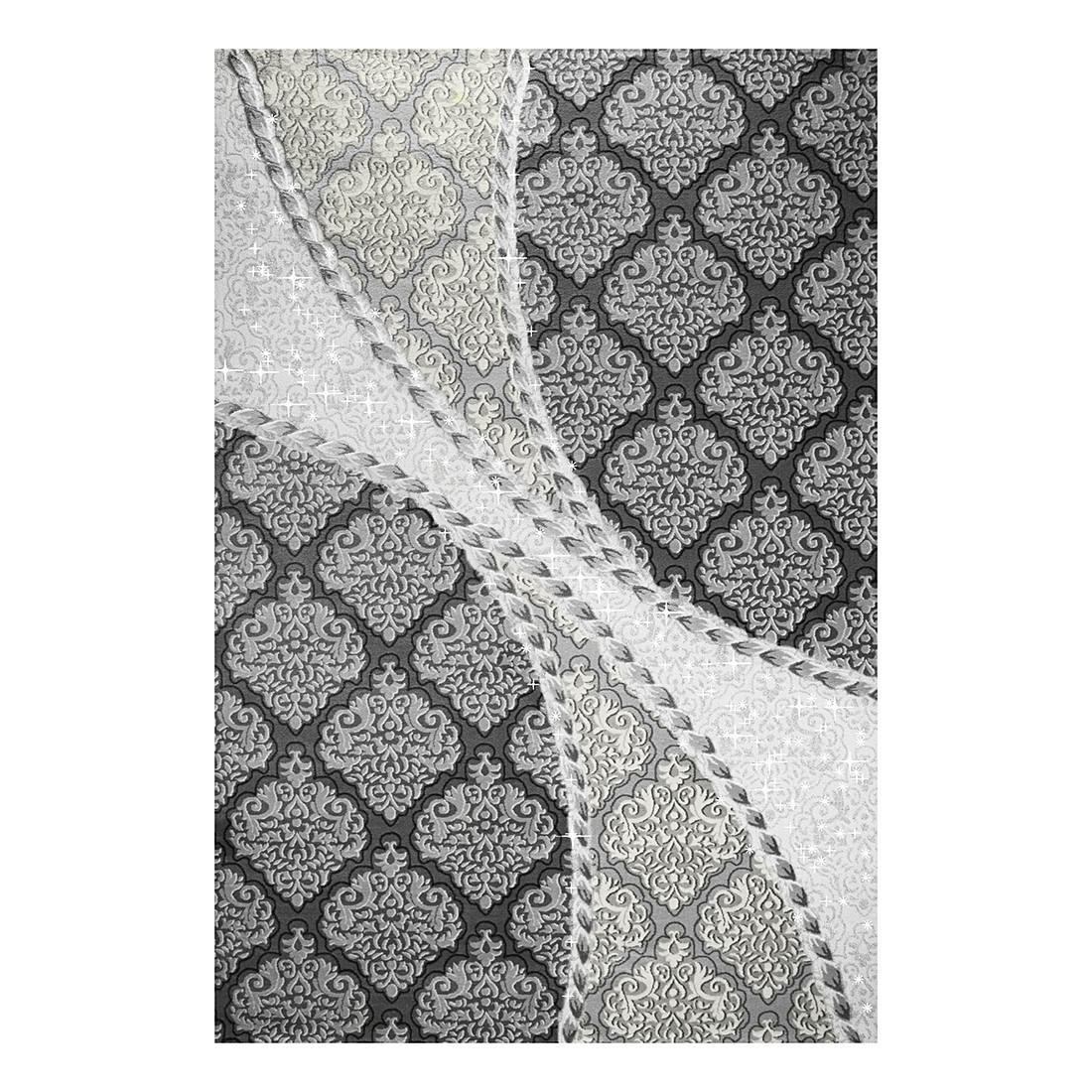 Teppich Alexandria – Silber – 120 x 170 cm, Kayoom bestellen