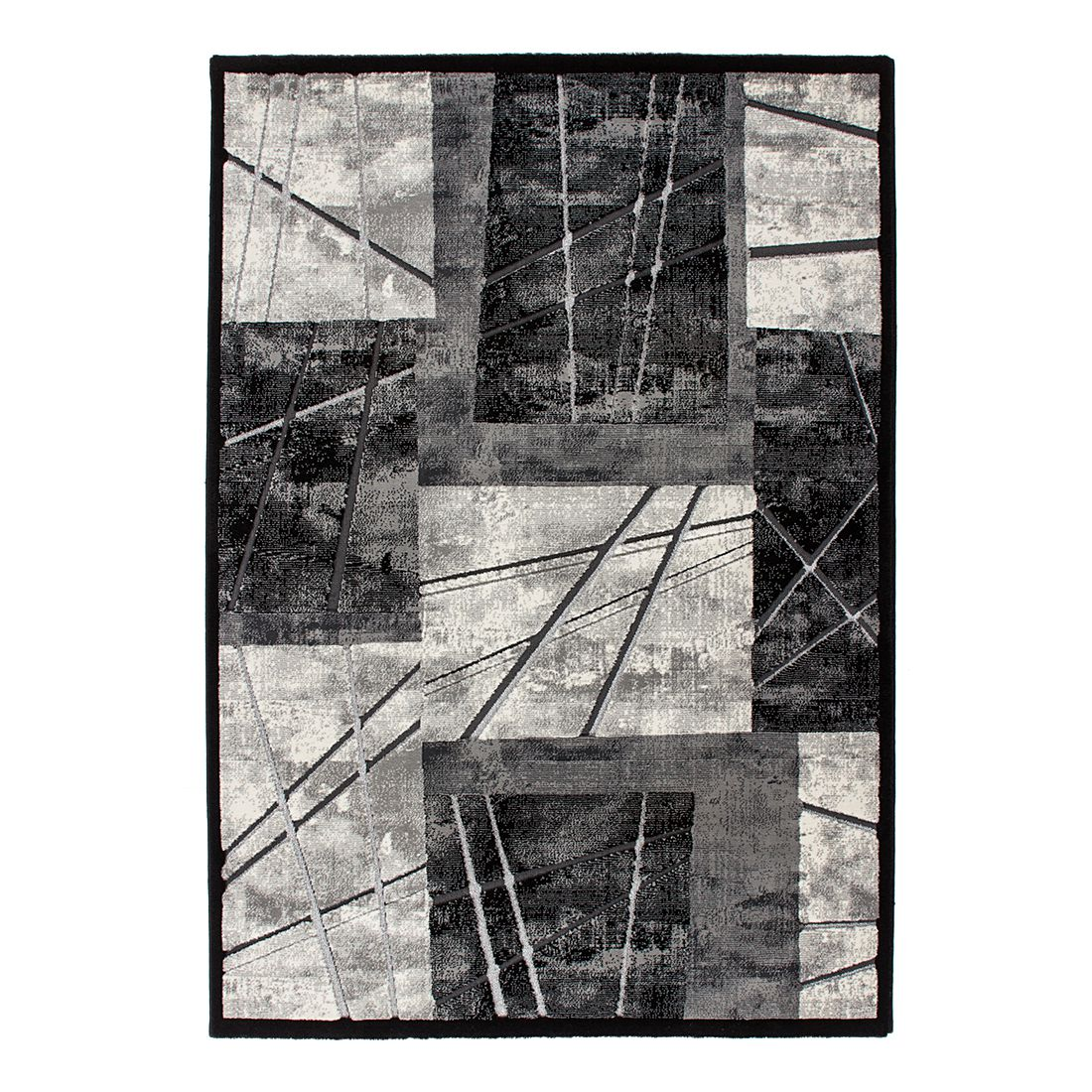 Teppich Egypt – Hurghada – Grau – 80 x 300 cm, Kayoom kaufen