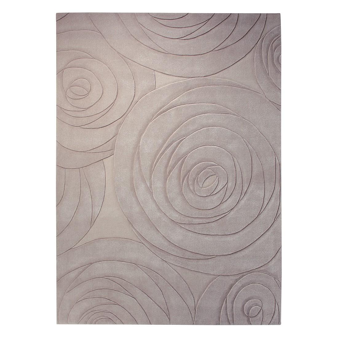 Teppich ESPRIT Carving Art - Blüten/Beige - 200 x 300cm, Esprit Home