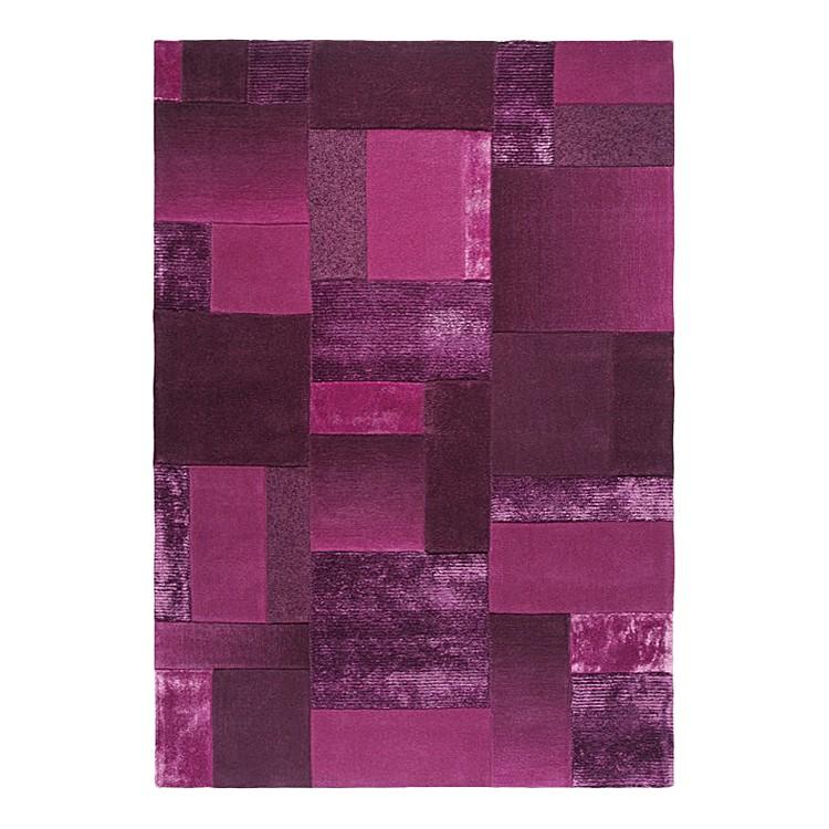 Teppich ESPRIT Patchwork – Purple – 200 x 200 cm, Esprit Home günstig bestellen