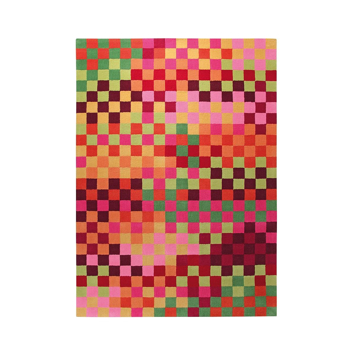 Teppich ESPRIT Pixel – Bunt – 70 x 140 cm, Esprit Home kaufen