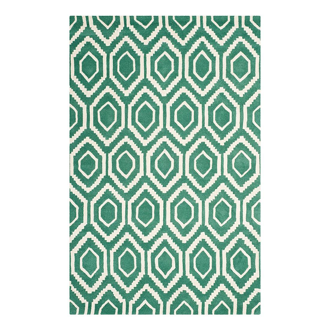 Teppich Essex – Grün/Creme – 122 x 183 cm, Safavieh online kaufen