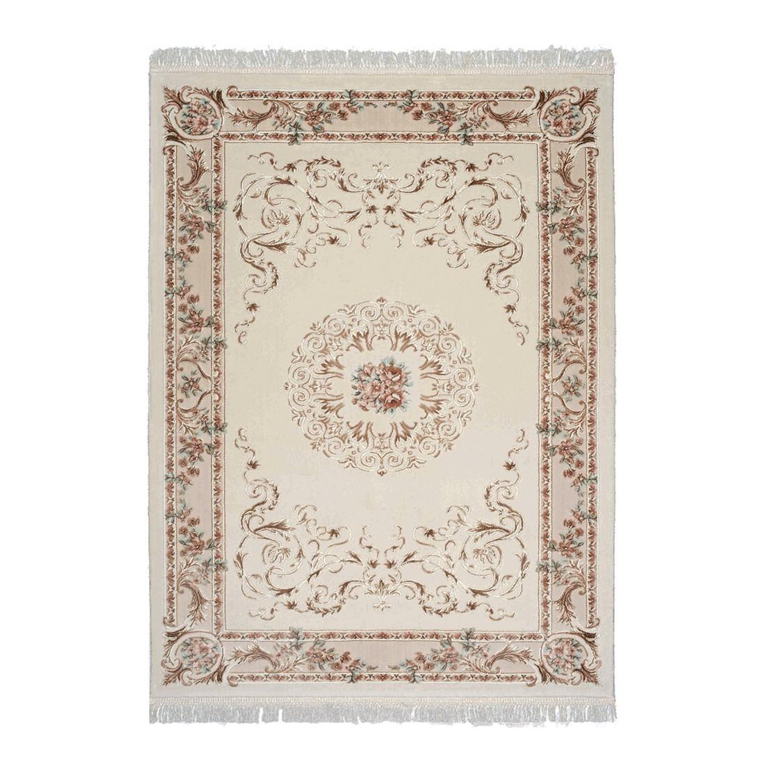 Nano Teppich Eyvan Peri – Beige – Maße: 80 x 300 cm, Kayoom günstig bestellen