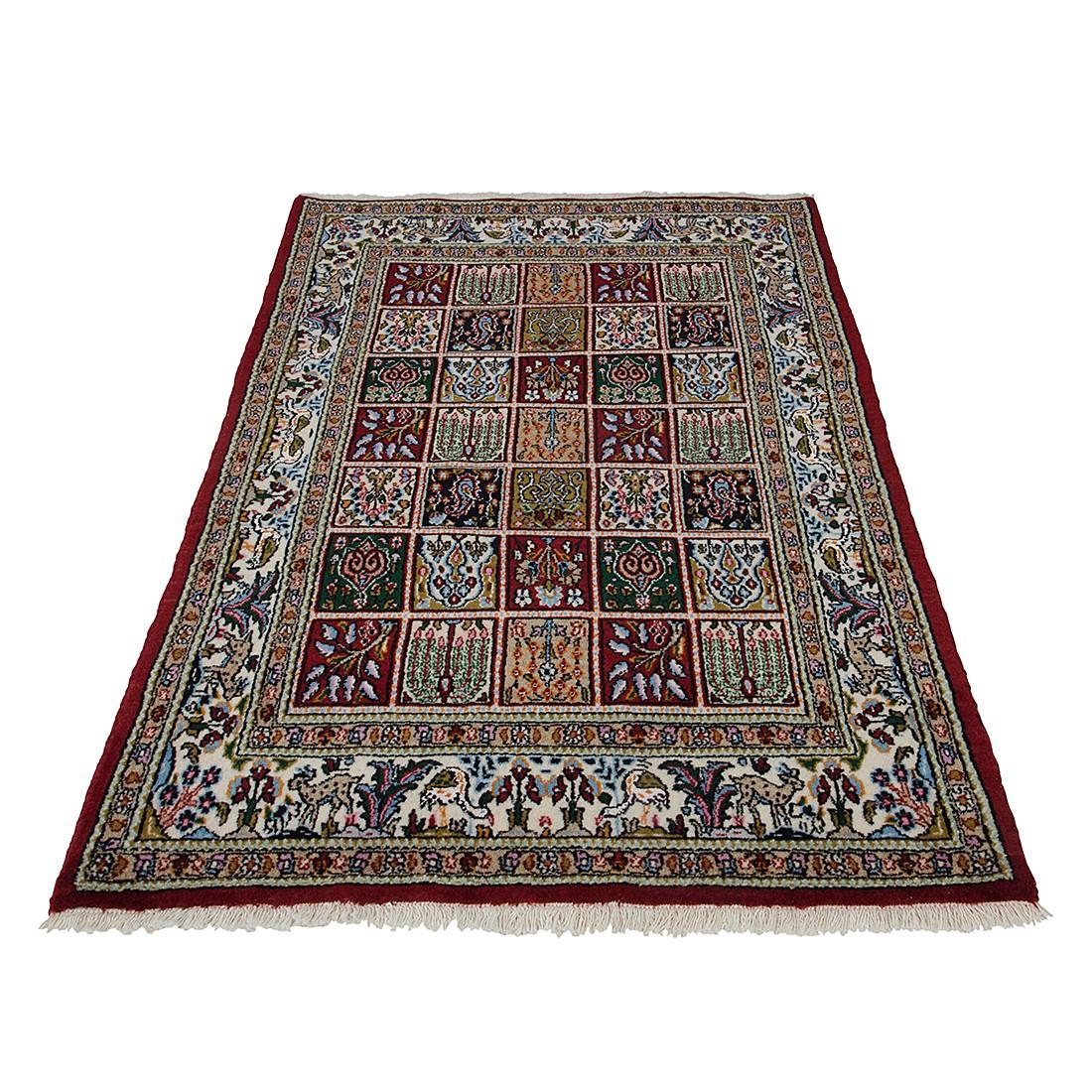 Teppich Felder Moud – Beige – 80 x 200 cm, Parwis günstig bestellen
