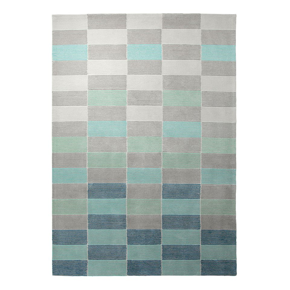 Teppich Fida - Türkis - 200 x 300 cm, Esprit Home