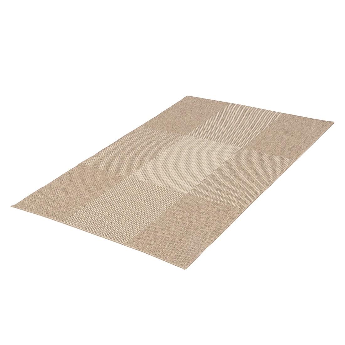 teppich flachgewebe beige 80 x 150 cm home24deko g nstig bestellen. Black Bedroom Furniture Sets. Home Design Ideas