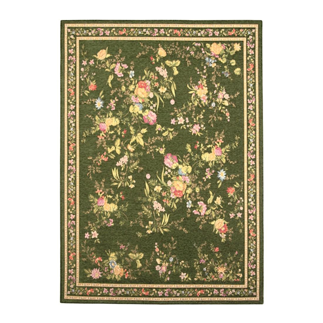 Teppich Flomi Sagrini – Grün – 170 x 120 cm, KC-Handel günstig online kaufen