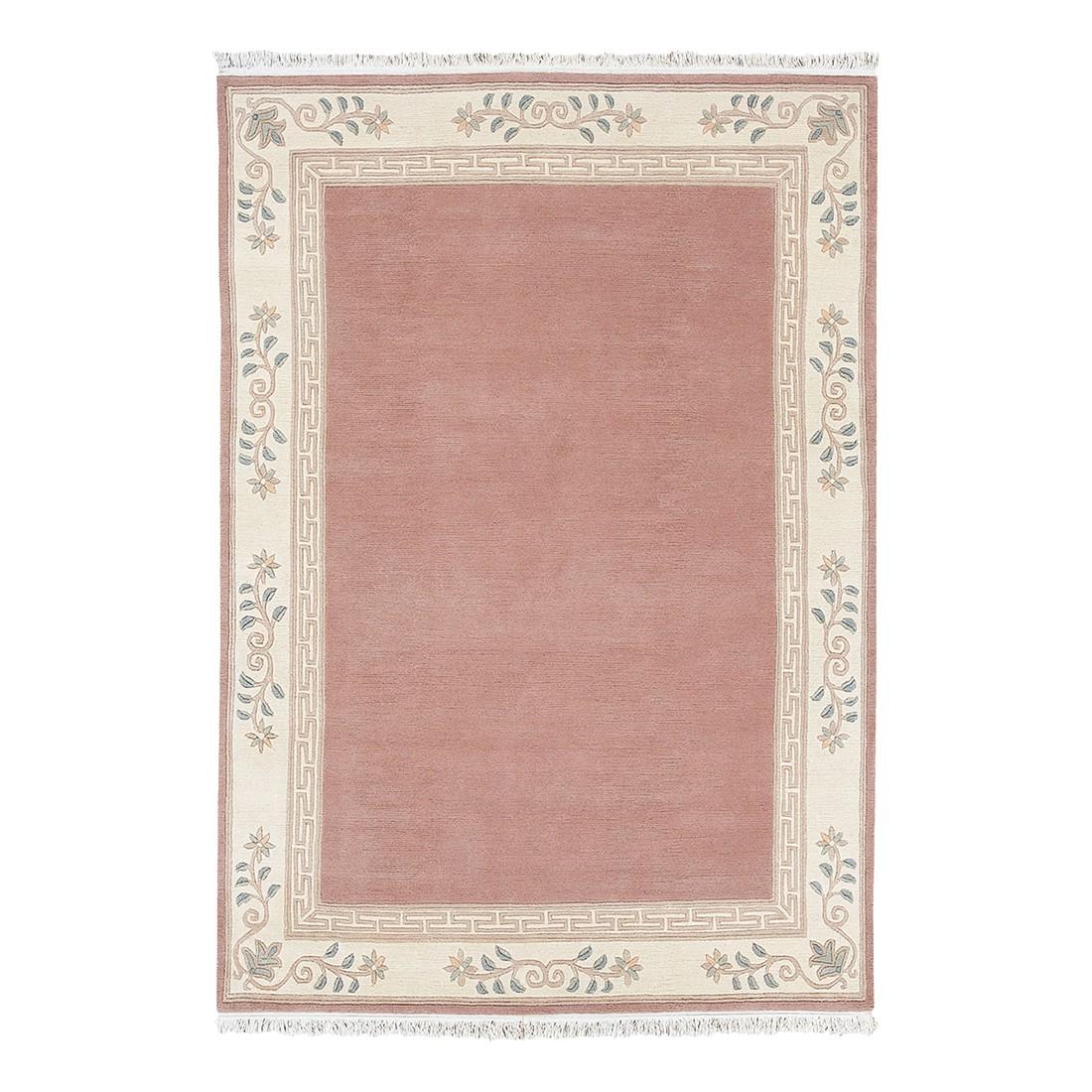 Teppich Floral - AltRosé- 170 x 240 cm, Luxor living