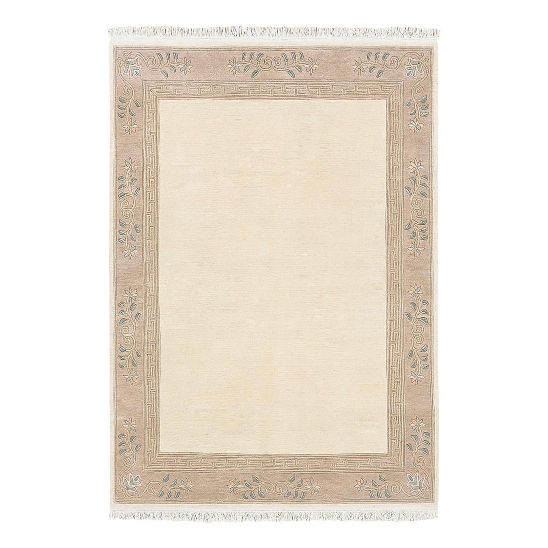 Teppich Floral - Creme - 170 x 240 cm, Luxor living