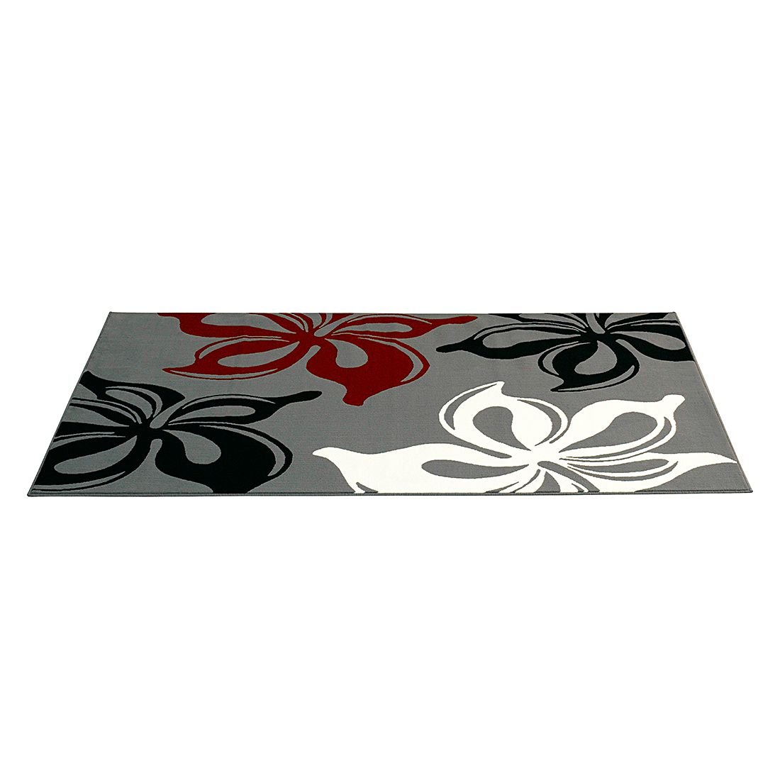 Teppich Flower – Grau – 200 x 290 cm, Hanse Home Collection online kaufen