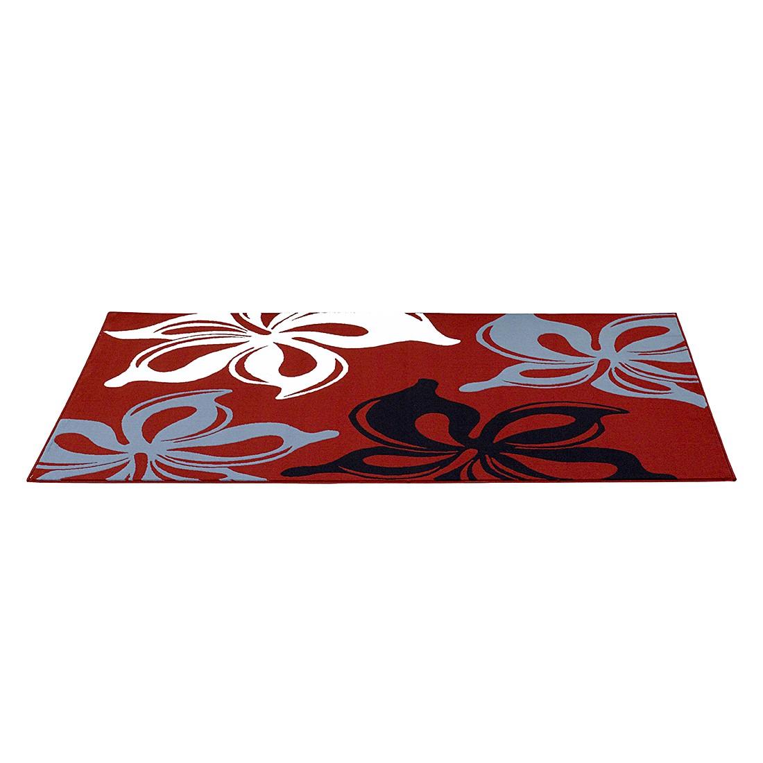 Teppich Flower – Rot – 200 x 290 cm, Hanse Home Collection kaufen