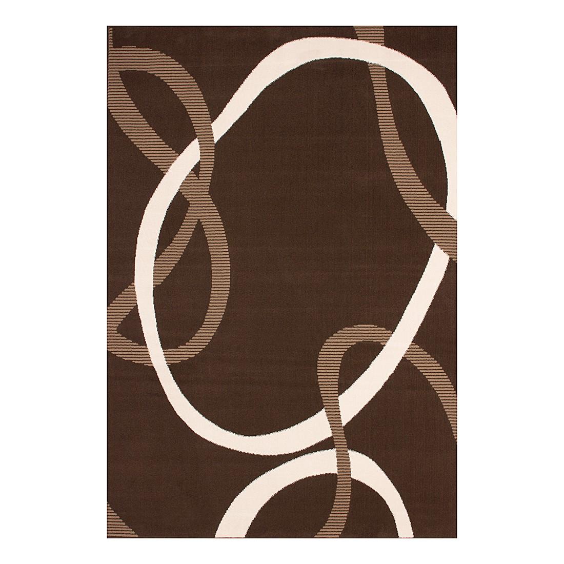 Teppich Space – Braun – 80 x 150 cm, Kayoom bestellen