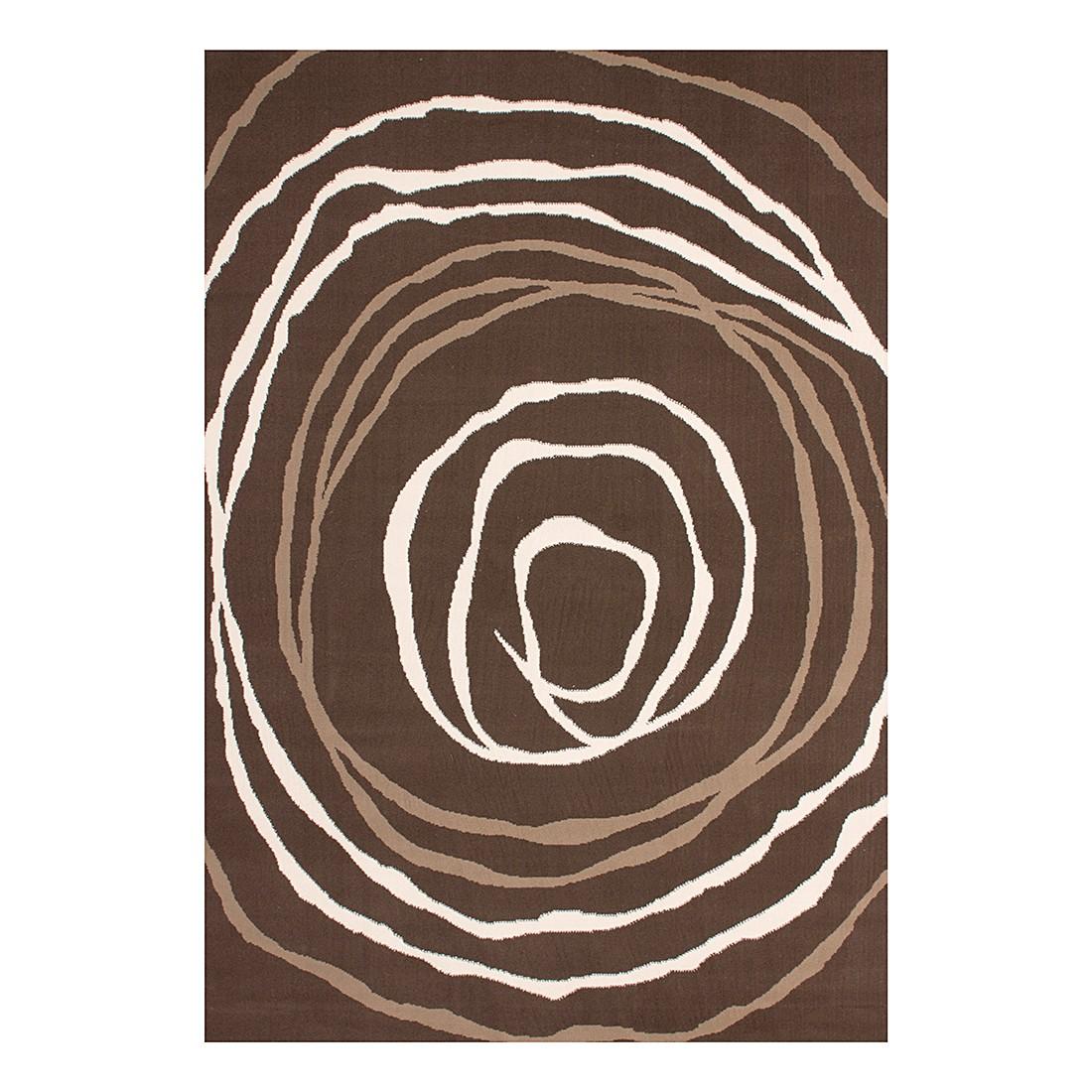 Teppich Funky II – Braun – 120 x 170 cm, Kayoom online kaufen