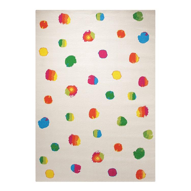 Kinderteppich Funny Dots – Weiß/Multicolor – Maße: 200 x 290 cm, Esprit Home kaufen