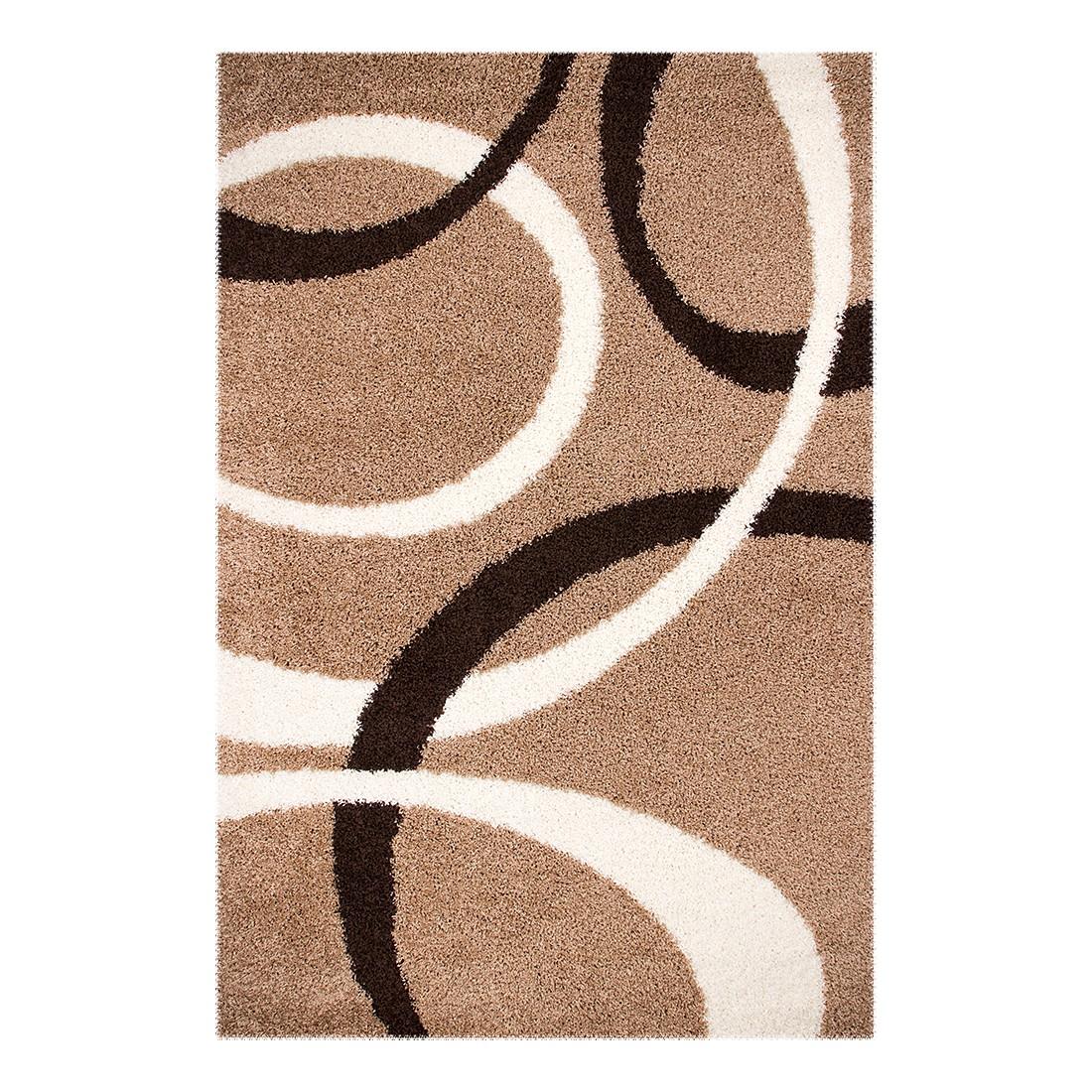 Teppich Dresden – Beige – 120 x 170 cm, Kayoom jetzt kaufen