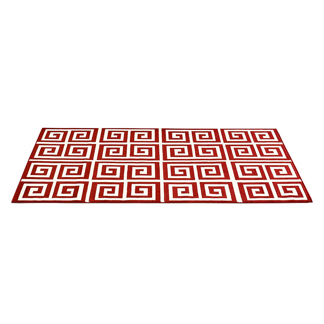 Teppich Greek – Rot – 200 x 290 cm, Hanse Home Collection online kaufen