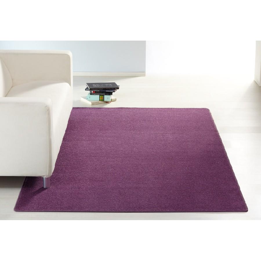 teppich nasty lila 80 x 150 cm hanse home collection online kaufen. Black Bedroom Furniture Sets. Home Design Ideas