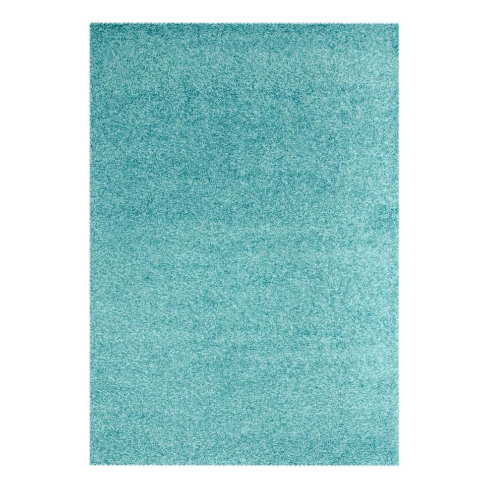 teppich hochflor blau 160 x 230 cm home24deko bestellen. Black Bedroom Furniture Sets. Home Design Ideas
